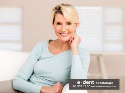Salud buco-dental y la menopausia