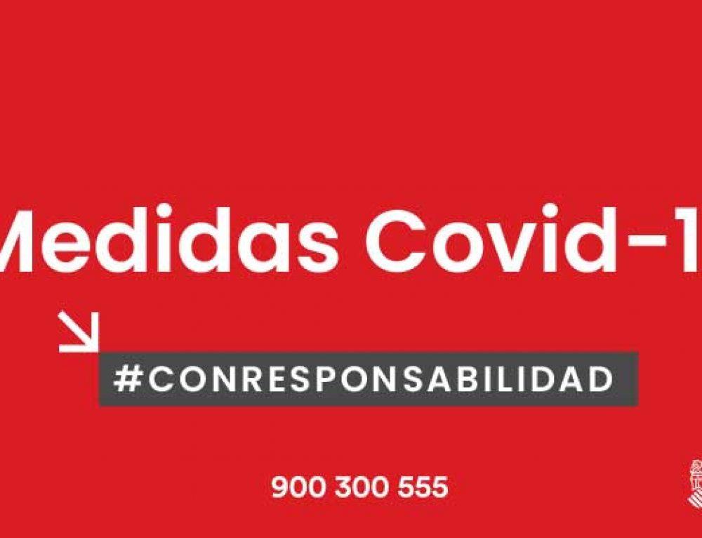 Medidas Covid